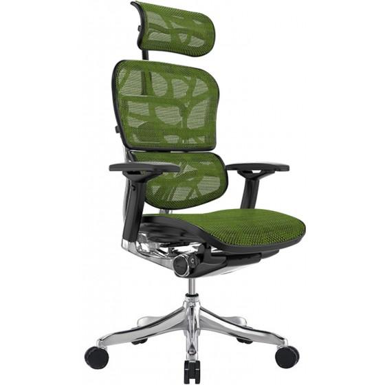 Scaun Ergonomic Ergohuman V2 Elite Plus - ZB Green  Mesh