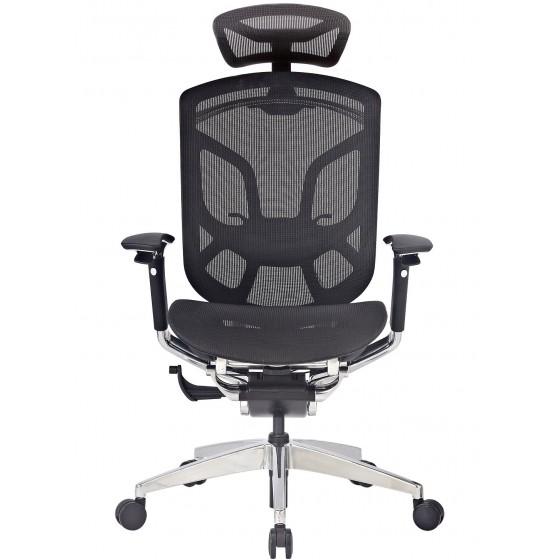 Scaun ergonomic DVARY BLACK